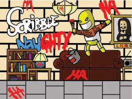 Heckler ScribbleNauts Entry by blindfaith311
