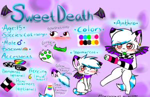 Sweet Death Ref Ver 3. by CooI
