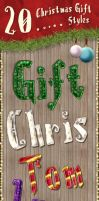 Christmas Gift - Photoshop Styles by survivorcz