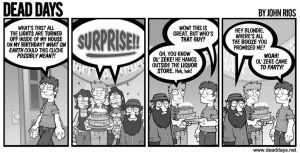 Operation: Birthday Part 7 by deaddays