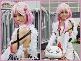 ACG HK 2015 - Guilty Gear by leekenwah