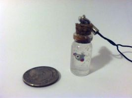 Magnemite Bottle Charm by Luminers