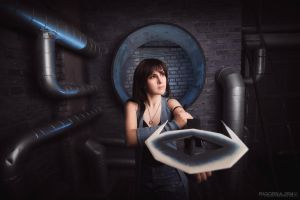 FFVIII: To shoot or not to shoot?.. by ElenaLeetah