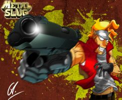 Metal Slug by DrawingSpirit2015