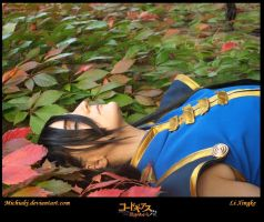Li Xingke- A little rest by Michiaki