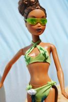 SUMMER FUN:Tiana by PinkUnicornPrincess
