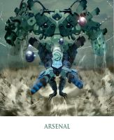 Arsenal by abaratoha