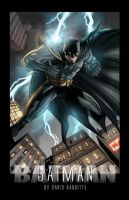 Batman Gotham Knight by DavidRabbitte