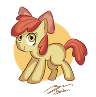 Applebloom by B0nBon