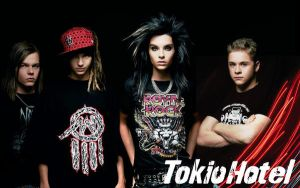 Tokio Hotel Wallpaper by radio-addicted