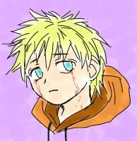 South Park Kenny by onefs90504