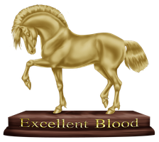 Nordanner Excellent Blood Trophy by sVa-BinaryStar
