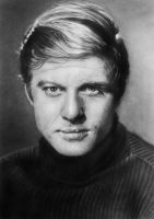 Robert Redford by arcitenens