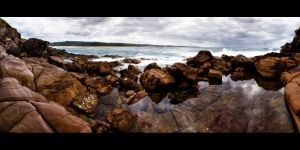 Marimbula Rock Pools by WiDoWm4k3r
