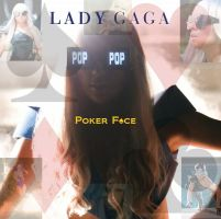 Lady GaGa - Poker Face by plgoldens