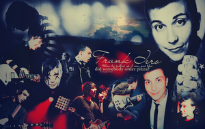 Frank Iero wallpaper 081 by saygreenday