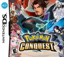 Pokemon Conquest relased in Usa soon by Arshes91