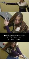Aiming Poses 02 by chare-stock