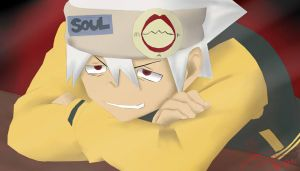 Soul Eater Evans2 by YCHN