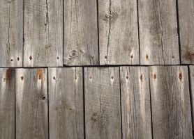 Planks and steel nails by Adagem