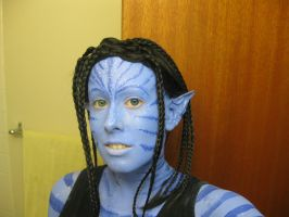 Avatar Costume by MissingMyMind