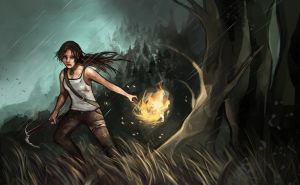 Tomb Raider +Contest+ by Shino-X