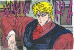 Dio Brando Series One by TheArtributor