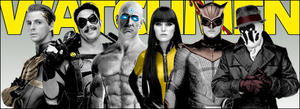 Watchmen by Krysalid