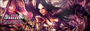 [League of legends] Signature to iShannoNi (Tuga) by Anzert