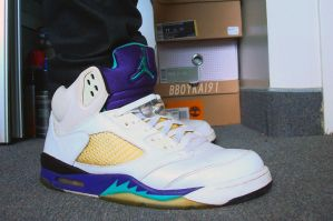 WDYWT - Grape 5s by BBoyKai91
