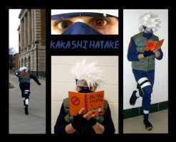 Hatake Kakashi by MysticalDreamer