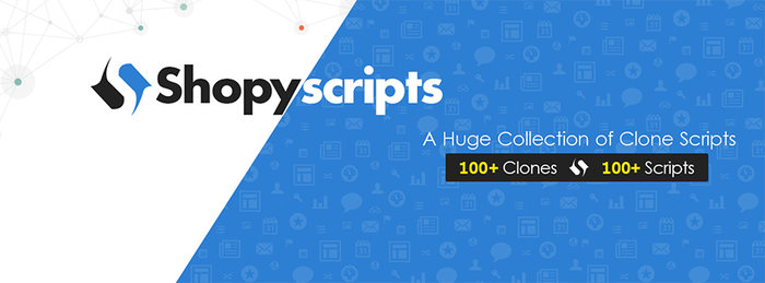 ShopyScripts - 200+ ReadyMade PHP Clone Scripts by shopyscripts