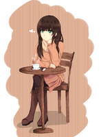 Coffee Shop by c-louds