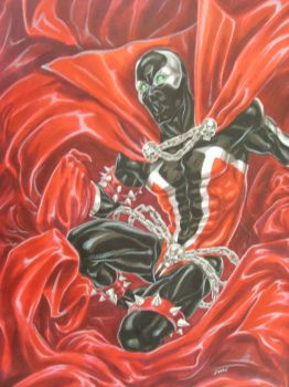 Spawn by EvangelistaC
