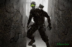 Splinter Cell ID by Elexorien