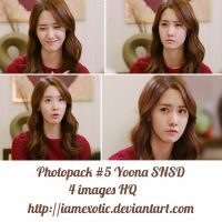 Photopack #5 Yoona SNSD by IAmExotic