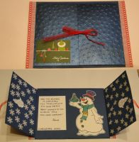 Holiday Card Project 2014 by JaneWeller