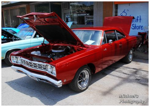 1968 Plymouth Road Runner by TheMan268