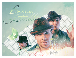 Brian Littrell by LikeABubblegum