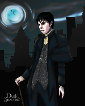 Barnabas Collins by saviwhaley