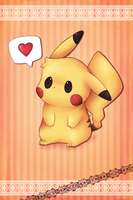 Pikachu by WTFmoments