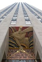 Art Deco At Rockefeller Center by me9aman