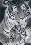 Can You Feel the Love? - Tiger by WindSong83