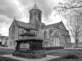 Falkirk Old and St Modan's Parish Church by BusterBrownBB