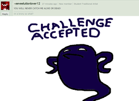 Challenge Accepted by DNH2031ART