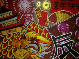 Chinese New Year 2012 by Nayawinden