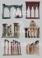 Arches and Columns Tube Pack by FairieGoodMother