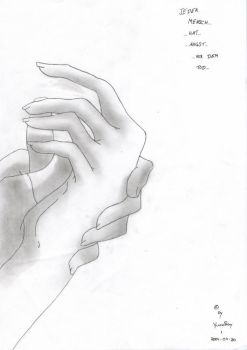 Hands... by Rei-Namine
