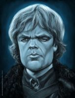 Peter Dinklage by markdraws