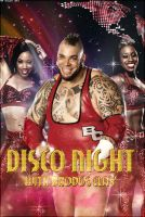 Brodus Clay Funkasaurus Party by Mr-Enjoy
